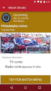 Chicago Fire SC - Official App- screenshot thumbnail