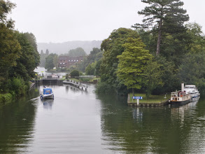 Photo: Temple Lock in sight