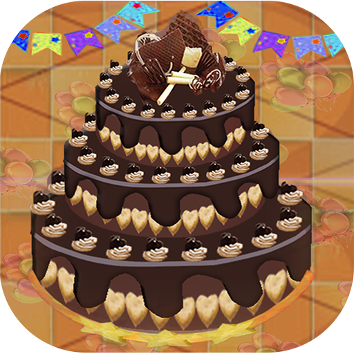 Cake Maker Chef, Cooking Games Icon