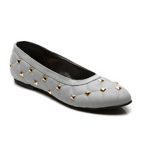 Step2wo Naples - Studded Pump SLIP ON