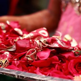Wedding ceremony by Anurag Bhateja - Wedding Ceremony ( hindu wedding, india, bride, groom, groom's welcome )
