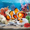 3D Aquarium Live Wallpaper icon