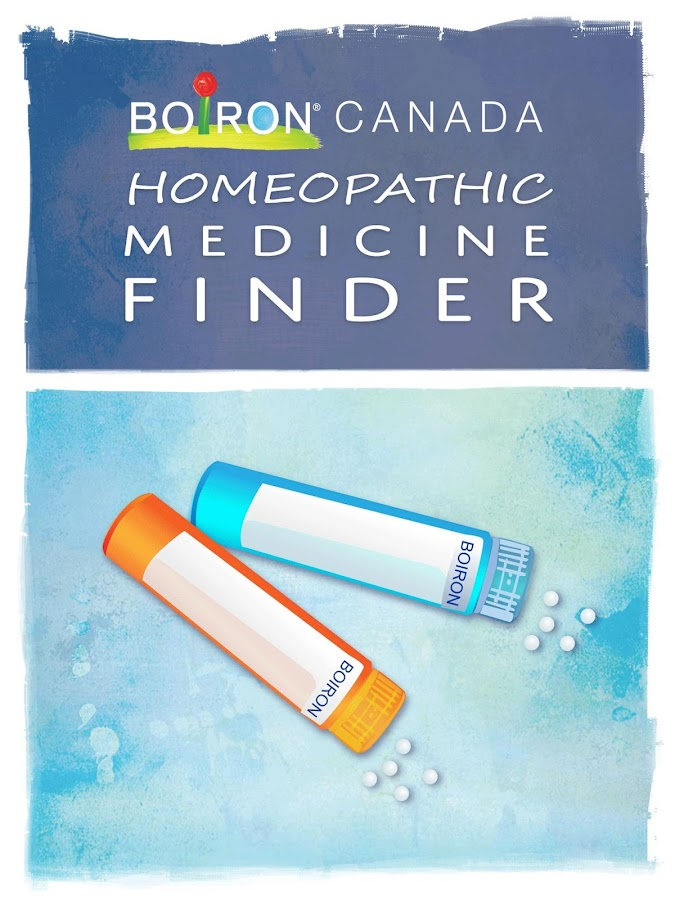 Homeopathic Medicine Finder- screenshot