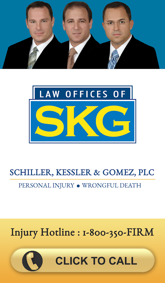 SKG Law Accident App- screenshot