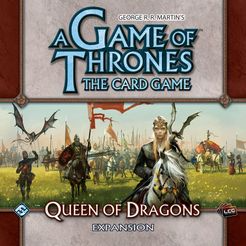 Game of Thrones: Card Game - Queen of Dragons
