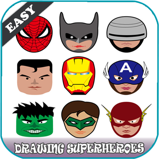 How To Draw Superheroes Easy