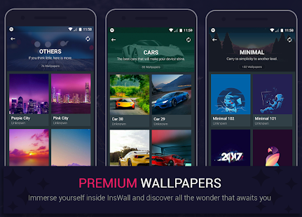 InsWall Wallpapers- screenshot thumbnail