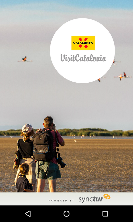 Visit Catalonia – Capture d'écran