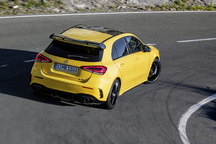 Mercedes A45 Will Be The Hot Hatch King