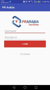 PR Arabia - náhled
