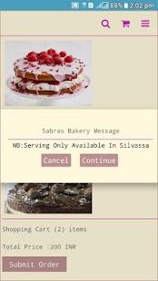 Sabras Bakery - náhled
