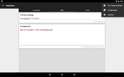 1-Klick Kleinanzeigen FREE Screenshot 13