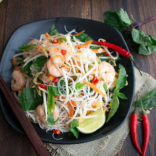 Vietnamese Shrimp Vermicelli Salad Recipe