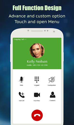 Caller Screen Galaxy S8/S9 Id 1.12 screenshots 2