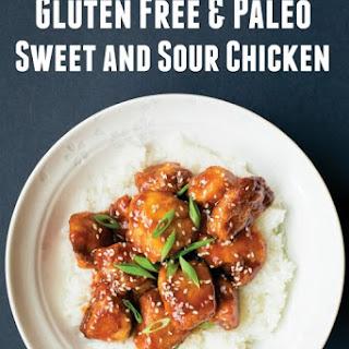 Gluten-Free, Paleo Sweet and Sour Chicken