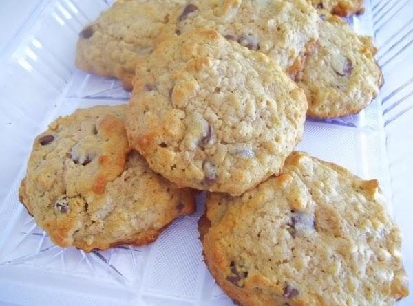 Banana - Oat - Chocolate Chip Cookies Recipe