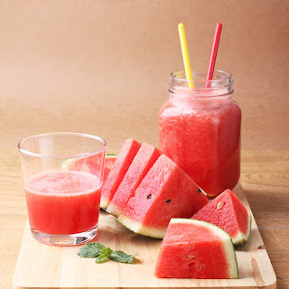 Watermelon Smoothie Ice Recipes