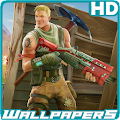 Fortpapers - Battle Royale Wallpapers APK