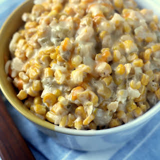 Corn Casserole With Cream Cheese Recipes.
