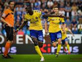 Genk speelde 2-2 gelijk tegen Waasland-Beveren