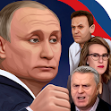 Russian Political Fighting icon