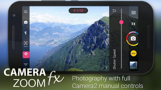 Camera ZOOM FX - FREE- screenshot thumbnail