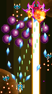 Galaxy Attack: Hero Legends - náhled