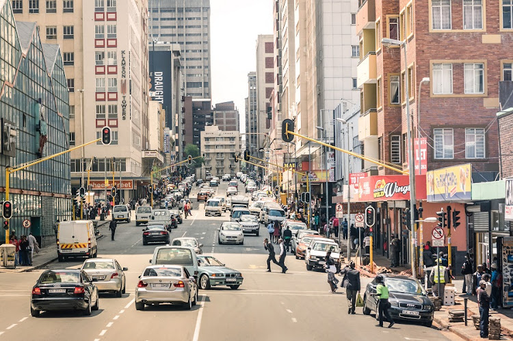 SA's population is booming and the economy is struggling to keep up
