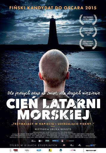 Polski plakat filmu 'Cień Latarni Morskiej'