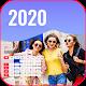 Calendar Photo Frames 2020 - Photo Frame Editor for PC-Windows 7,8,10 and Mac