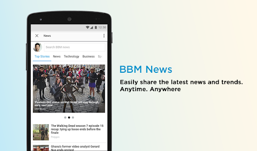 BBM – Free Calls & Messages Apk 9