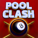 Pool Clash: 8 ball game icon