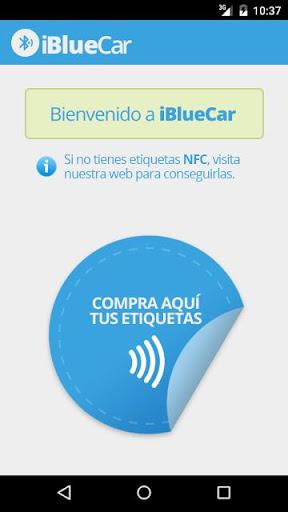 iBlueCar