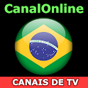 CanalOnline Brasil - Assistir TV Aberta Online icon