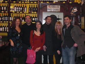 Photo: Azucena, RobertoSánchez, Eva Puyo, Pierre D.La, Vicky Calavia y Oscar