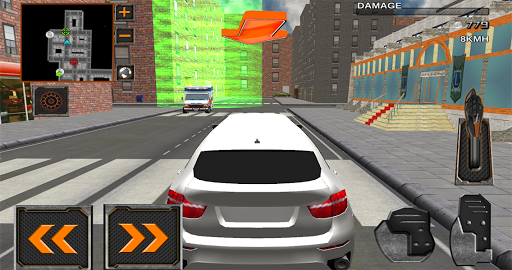 San Andreas Limousine Driver 1.2 screenshots 5