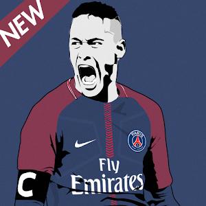 Neymar PSG Fans Wallpapers