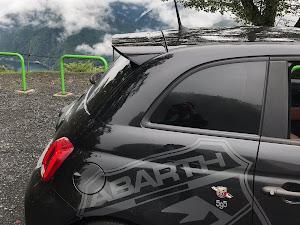 アバルト・595 (ハッチバック) competizioneのカスタム事例画像 key-Jさんの2018年09月27日18:45の投稿