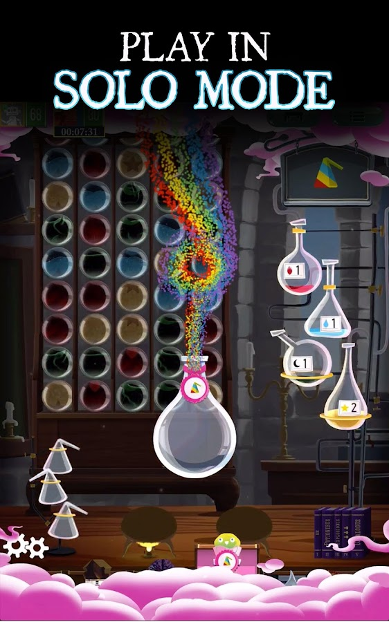Potion Explosion- screenshot