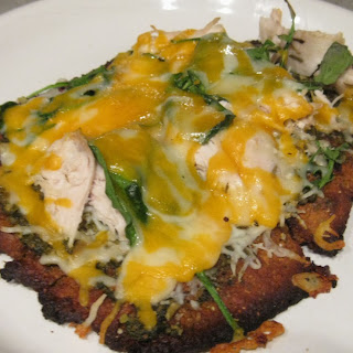 Pizza Potato Flour Crust Recipes.