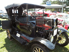 Photo: Model T with 22 HP Engine - Wow!