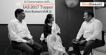 IAS Topper's Interview - Anu Kumari (AIR 2 - CSE 2017)
