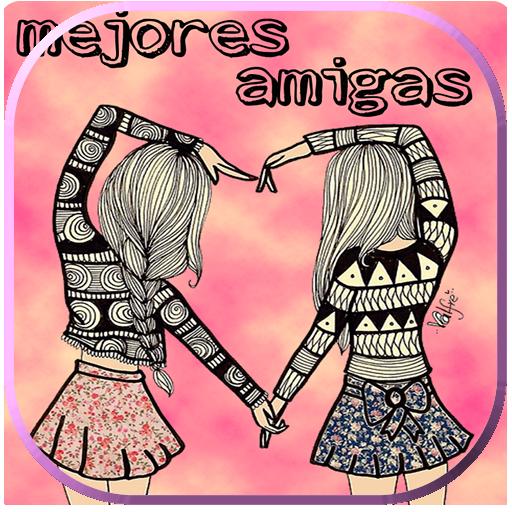 Imagenes De Amigas Con Frases Apps On Google Play