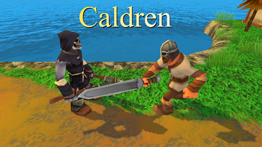 Caldren - RTS army warfare strategy game offline 1.0.2 androidappsheaven.com 1