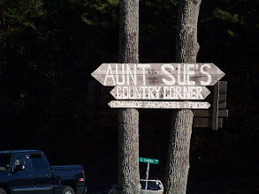 Photo: Gotta Stop At Aunt Sue's (It's The Rule)