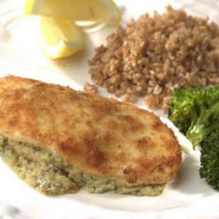 Goat Cheese-&-Olive-Stuffed Chicken Breasts.