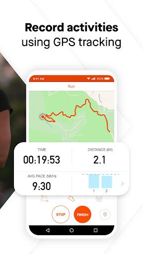 Strava: Track Running, Cycling & Swimming screenshot 2