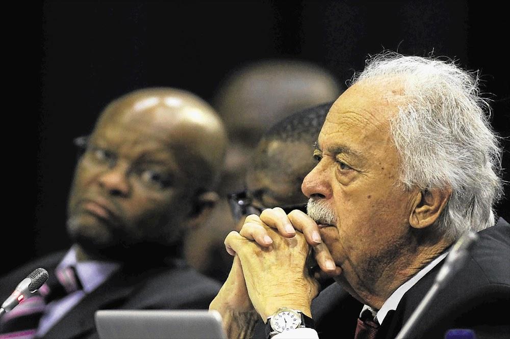 Ekurhuleni het hul plan herdoop om George Bizos, Winnie Mandela en ander te vereer - TimesLIVE