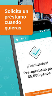 App Tala - Préstamos de dinero APK for Windows Phone