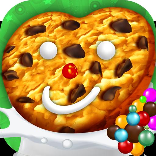 Kitchen Princess Cookie Maker: City Cake Bakery (game)